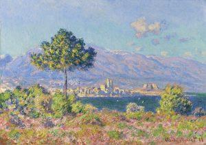 Antibe - Claude Monet