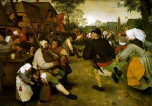 Boerendans - Pieter Breugel