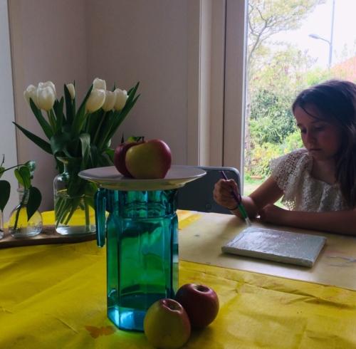 Laura Bijkerk, groep 5 de Bergpadschool