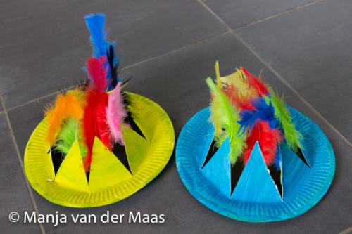 Vera de Jong, groep 1 de Wegwijzer (2)