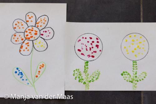 Vera de Jong, groep 1 de Wegwijzer (1)