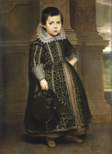 Cornelis de Vos, Portret van Frans Vekemans 1625 Olieverf op doek