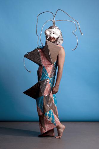 Lara Schnitger / My Barbarian Costumes on Blue, copyright 2012