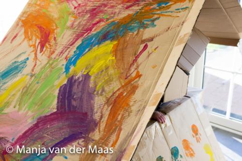 Vera de Jong, groep 1 de Wegwijzer