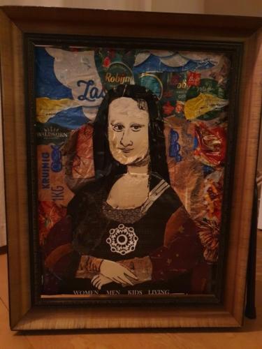 Meester Paul, de Lichtstraal,  Mona Plastic